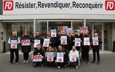 Conseil syndical FO Elivia, le PSE en ligne de mire