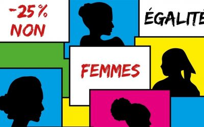Pour FO, l'égalité c'est toute l'année!