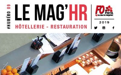 Télécharger le Mag Hôtellerie Restauration n°9