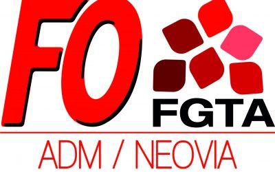 Pétition : Stop aux licenciements boursiers chez ADM/NEOVIA