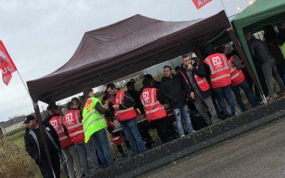 Grève chez Euroraulet pour de meilleurs salaires