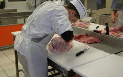 Campagne de prévention des risques dans la boucherie artisanale
