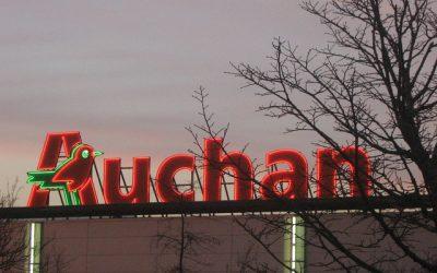 Auchan Retail France : les menaces sur l'emploi se précisent