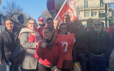 Retraites : la mobilisation se poursuit ce 6 février 2020