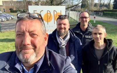 La FGTA-FO à la rencontre du syndicat et de la Direction d'Espri Restauration (groupe LDC)