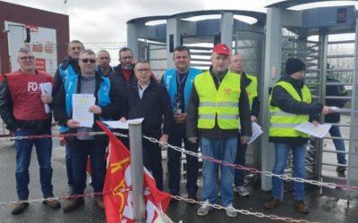 Herta: les salariés solidaires et organisés font plier la direction sur les salaires
