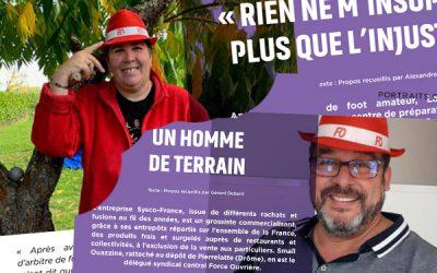 Portraits croisés : Laurence Diogène (LDC) et Smaïl Ouazzine (Sysco France)