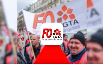 Vidéo : La FGTA-FO en action face à la réforme des retraites