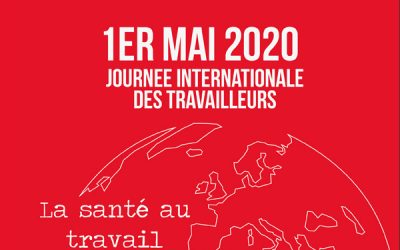 Un 1er mai confiné mais revendicatif