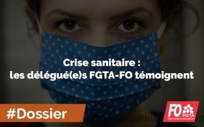 Crise sanitaire : le témoignage d'Eric Villecroze, DSC FO Sodexo
