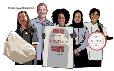 Comité mondial d'éthique du tourisme : pour une reprise en toute sécurité, les lieux de travail doivent être sûrs et salubres