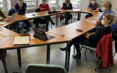 Réunion des délégués FO des Maisons de Champagne : une rencontre, des échanges, un développement!