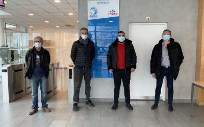 Plan de restructuration : la FGTA-FO présente au Comité international Danone pour défendre les salariés