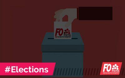 Election professionnelle lycée professionnel Clair Foyer :un résultat à la hauteur de la campagne