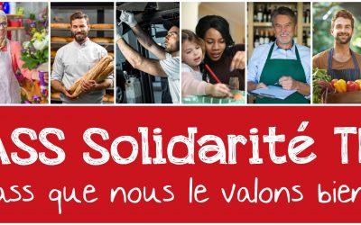 Le PASS Solidarité TPE dans Le Parisien !