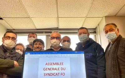 Le syndicat FO Euralis fait son AG