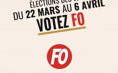 Elections TPE : les secrétaires fédéraux appellent au vote