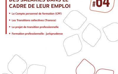 Repères n°64 : Les droits à la formation des salariés dans le cadre de leur emploi