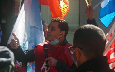 Forte mobilisation contre les suppressions d'emplois chez Pizza Pino
