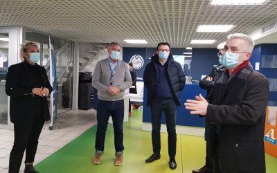 Mobilisation pour la campagne Élections TPE dans l'Aude