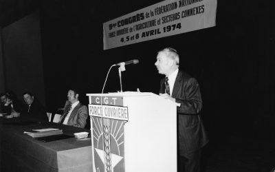 La FGTA-FO rend hommage à Jean-Marie Pop-Cheber, membre fondateur de la Fédération