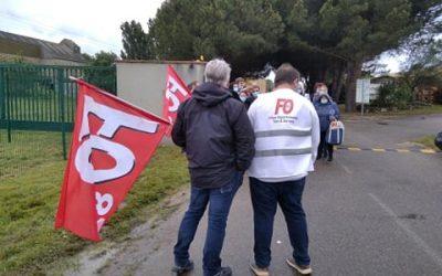 Mouvement social chez Jardins du Midi