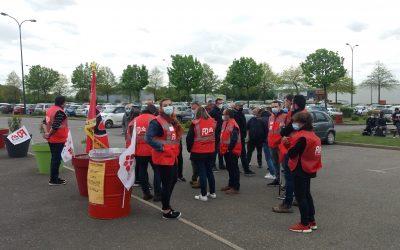 Mouvement social des chauffeurs chez SNV (Groupe LDC)