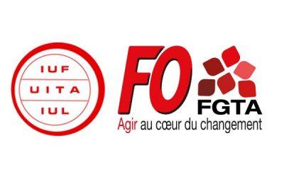 La FGTA-FO: plus proche encore de l'UITA