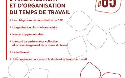 Repères n°65 : les dispositifs d'aménagement et d'organisation du temps de travail