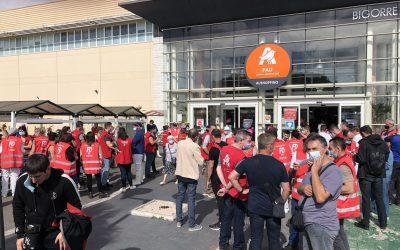 Auchan : l'appel du 18 juin entendu !