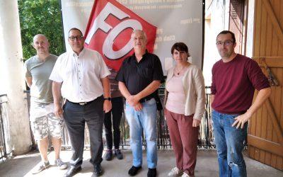 A la rencontre des syndicats de la Coopération agricole