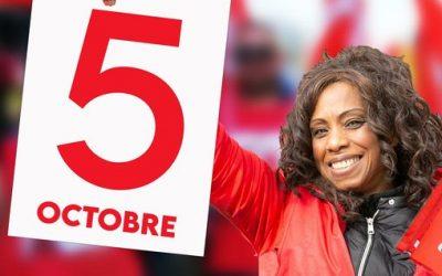 Mobilisés le 5 octobre pour nos salaires !