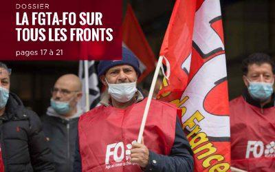 Télécharger le FGTA-FO Mag 119 !