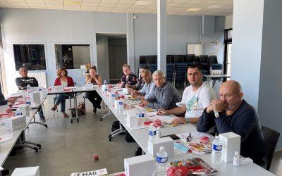 Conférence professionnelle FO des secteurs des produits alimentaires élaborés et de la poissonnerie artisanale