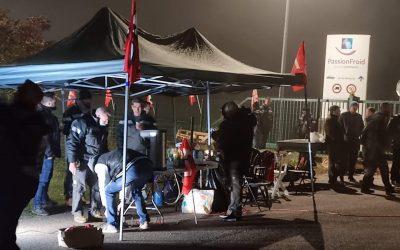 Les salariés de Pomona en grève pour défendre leur pouvoir d'achat et améliorer leurs conditions de travail