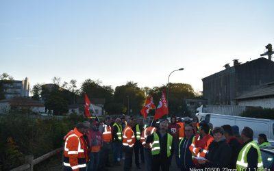 Grève chez Terres du Sud pour défendre les salaires et les conditions de travail