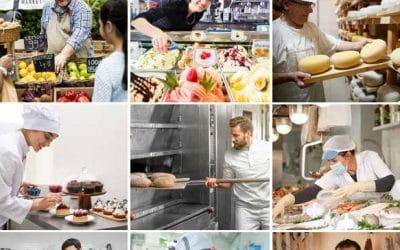 Le guide des droits du salariés de l'artisanat alimentaire est disponible