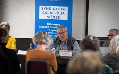 FO Carrefour sièges, un syndicat structuré et dynamique