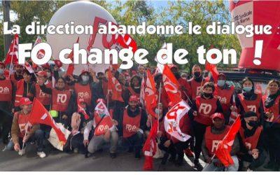 La direction Carrefour abandonne le dialogue : FO boycotte TOUTES les réunions… jusqu'à nouvel ordre !