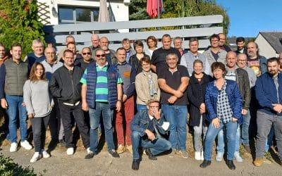 Conférence des délégués FO Savencia à Saumur : toujours plus nombreux !